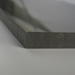 20mm Gray rigiede PVC Raad