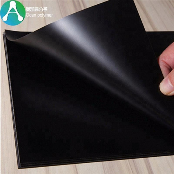 1mm thick rigid plastic pvc sheets black Featured Image