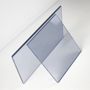 Suzhou OCAN V mm Aequaliter Nubila duris dura anti-stabilis PVC Sheet