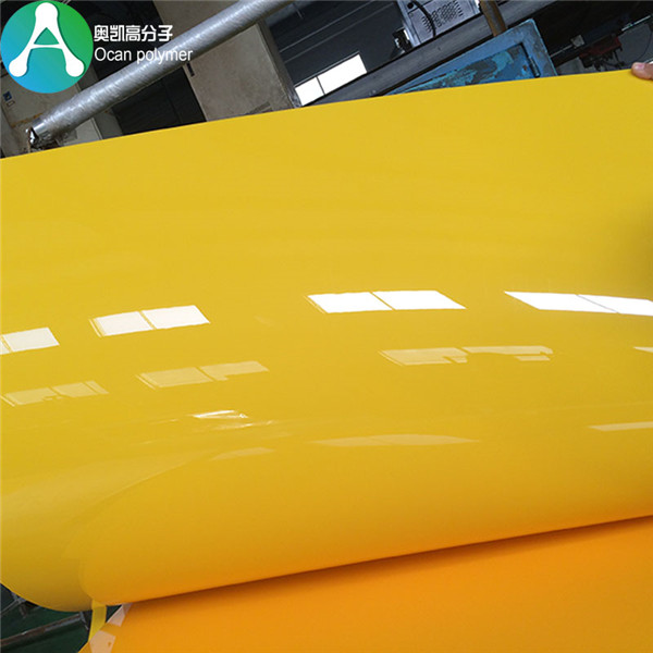 color opaque rigid PVC plastic sheet Featured Image