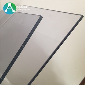 Low price for 4×8 Smooth Pvc Sheet Black -