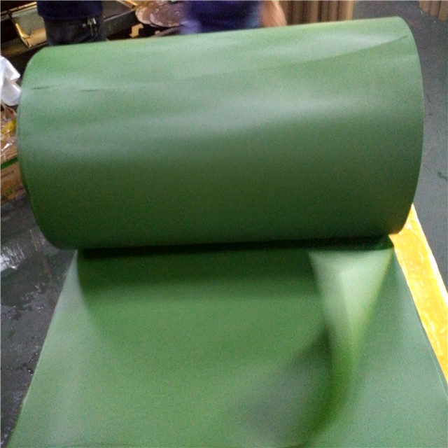 Green matte PVC Roll for Christmas tree&grass Featured Image
