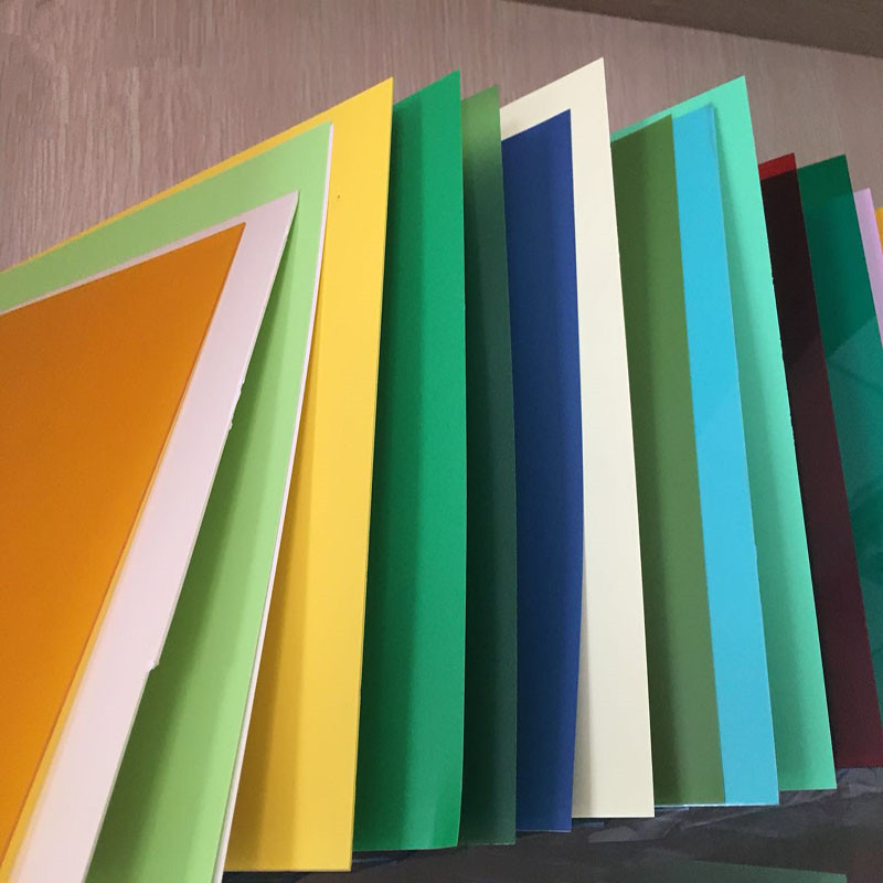 Color rigid PVC Sheet Featured Image