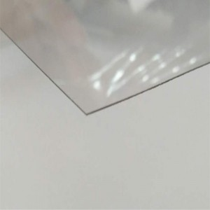 Transparent cứng nhắc PET Sheet / cuộn